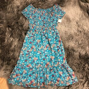 4 Ever Free Floral Dress (PM1277)